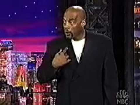 ALONZO BODDEN  - Standup Comedian Video