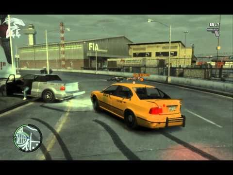 Let's Play Together Grand Theft Auto IV [8]
