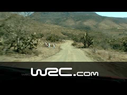 Robert Kubica/ Rally México 2014 SS3 EL CHOCOLATE 1 (44.03km)