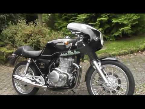 Honda 500 Clubman