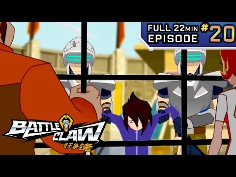 Gladiator | BattleClaw Season 1 | Episode 20