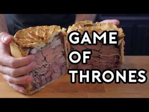 How to Make Joffrey s Wedding Pigeon Pie and Sansa s Lemon Cakes From Game of