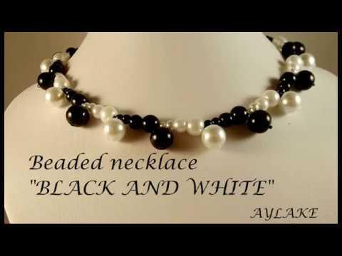 Aylake - Beaded necklace