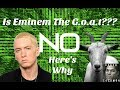 Best Rappers of All Time - Is Eminem The G.O.A.T.(NO) Here's Why