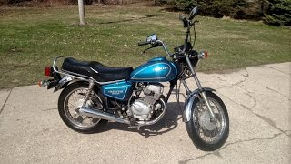 Riding the 1981 Classic V-Twin