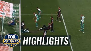 Djilobodji's late goal helps Bremen avoid relegation | 2015-16 Bundesliga Highlights by FOX Soccer