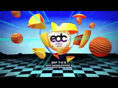 EDC Japan 2019 Official Trailer