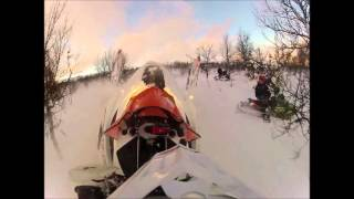 10. Arctic cat xf 1100 turbo