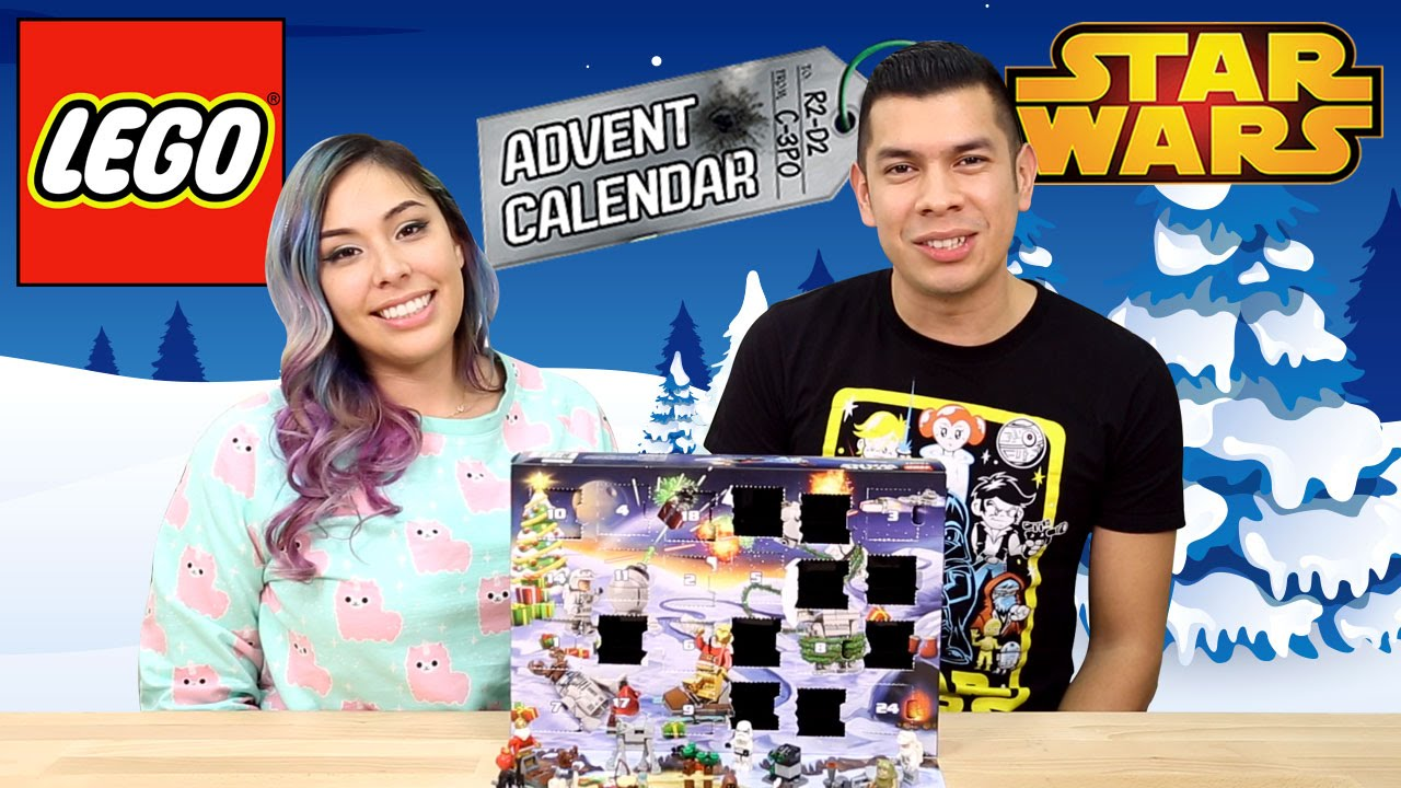 Star Wars Advent Calendar!