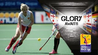 Belgium Vs England - Women's Rabobank Hockey World Cup 2014 Hague 11th/12th Place [12/6/2014]