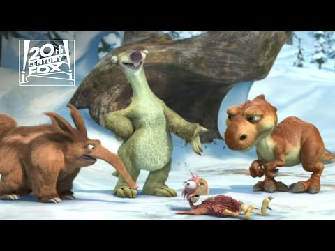 Ice Age: Dawn of the Dinosaurs | Official Trailer | Fox Family Entertainment