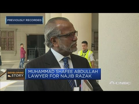 The prosecution's evidence amounts to nothing: Najib's lawyer | Street Signs Asia