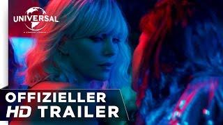 Atomic Blonde - Trailer deutsch/german HD