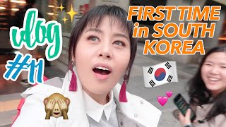 Video Vlog #11: MY FIRST TIME ABROAD!! (Day 1 in Seoul, South Korea) | Eunice Santiago MP3, 3GP, MP4, WEBM, AVI, FLV Juli 2018