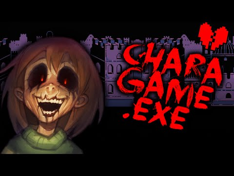CHARAGAME.EXE [UNDERTALE .EXE HORROR GAME] | Luigikid Gaming