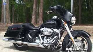 7. Used 2013 Harley Davidson Street Glide Motorcycles for sale - Gainesville, FL