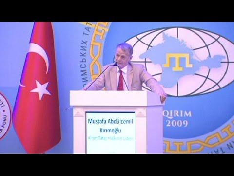 Τουρκία: Σύνοδος των Τατάρων της Κριμαίας