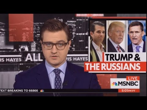 ALL IN WITH CHRIS HAYES 12/6/17 TRUMP & THE RUSSIANS