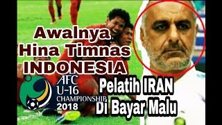 Video SOMBONG!!! HINA TIMNAS INDONESIA_ Pelatih IRAN ini di balas dengan skor Indonesia vs Iran MP3, 3GP, MP4, WEBM, AVI, FLV April 2019