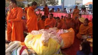 Khmer Documentary - Khmer's monk want the whole country to stand up against  communist regime!