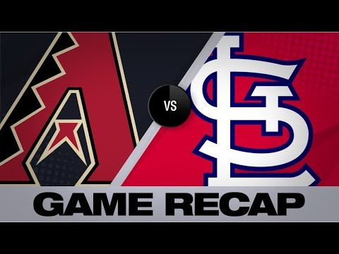 Video: Goldschmidt, Wainwright lead Cards to win   D-backs-Cardinals Game Highlights 7/14/19