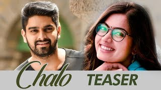 Video Chalo Teaser | Naga Shaurya | Rashmika Mandanna | Ira Creations |#Chalo MP3, 3GP, MP4, WEBM, AVI, FLV November 2017