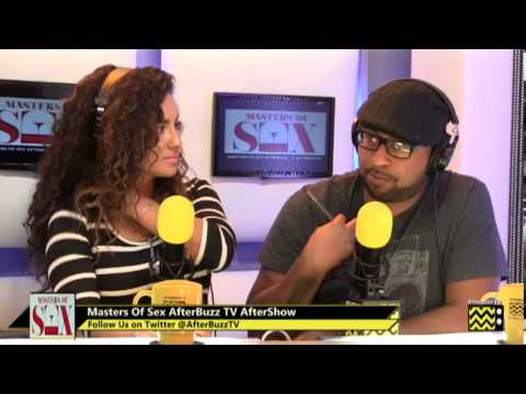 """Masters Of Sex After Show Season 1 Episode 8 """"Love and Marriage"""" 