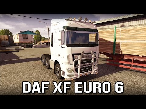 Euro - Reviewing the new DAF XF Euro 6 truck released in 1.14 of Euro Truck Simulator. Subscribe for more! ▻ http://bit.ly/1rCDHB0 Euro Truck Simulator 2 Playlist ▻ bit.ly/1rsMYWv Better DAF...