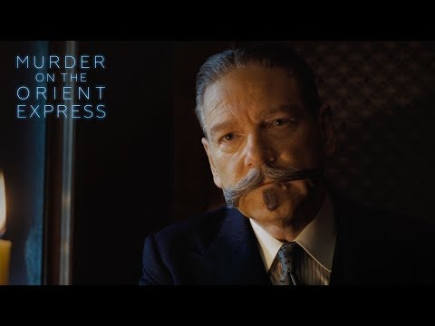 Murder On The Orient Express (2017) 4K Ultra HD Unboxing [Filmed In 4K]