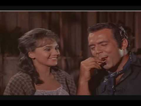 Adam Cartwright Bonanza Way Station Clips Song Mary Ann Sung by Pernell Roberts