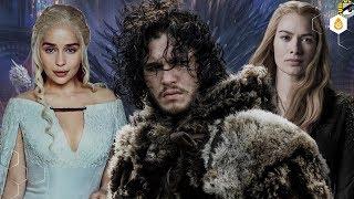 GAME OF THRONES - CERSEI, DAENERYS OU JON SNOW?! Para mais conteúdos e notícias, acesse:...