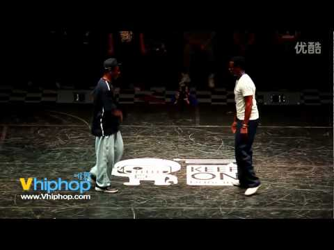 Hip-hop, popping 2011