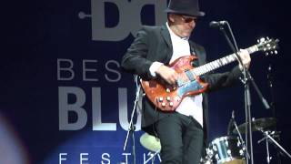 Abertura Do Best Of Blues Festival São Paulo - Grande Nuno Mindelis