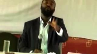 Unforgettable Speech By Our Leader Ustaz Abubeker Ahmed Part 1
