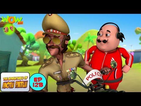 Video Motu The Alien - Motu Patlu in Hindi - 3D Animation Cartoon for Kids -As seen on Nickelodeon download in MP3, 3GP, MP4, WEBM, AVI, FLV January 2017