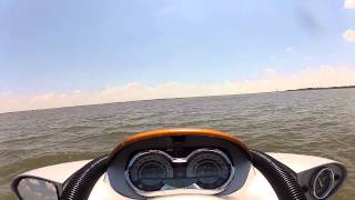 10. Sea-Doo RXP-X 255 2008 quick ride - stage 1