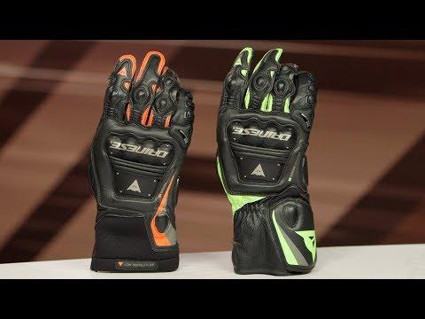 Dainese Steel Pro & Steel Pro In Gloves Review