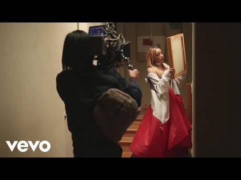 Tinashe – Flame (Behind The Scenes)