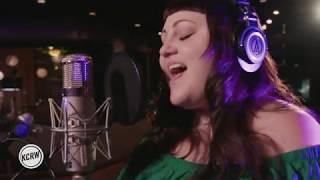 """Beth Ditto performing """"Oo La La"""" Live on KCRW"""