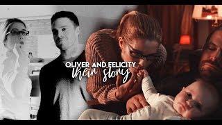 Video Oliver and Felicity | Their Story MP3, 3GP, MP4, WEBM, AVI, FLV September 2019