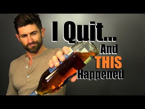 10 Surprising Things That  Happened When I Quit Drinking Alcohol
