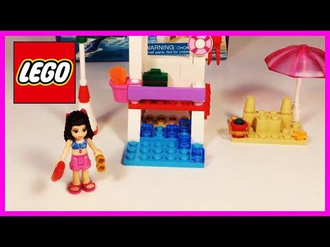"Конструктор LEGO Friends 41028""Спасательная станция Эммы"""