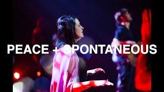 P E A C E + FULL SPONTANEOUS MOMENT | Amanda Cook