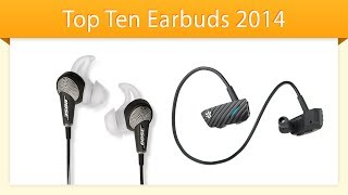 Video Top 10 Earbud Headphones 2014 | Compare Earbuds MP3, 3GP, MP4, WEBM, AVI, FLV Juli 2018