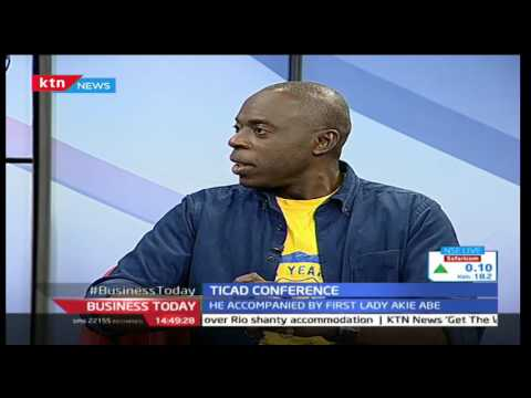 Business Today 26th August 2016 - [Part 4] - TICAD Conference - Transfer of Technology