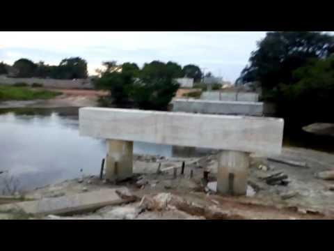 TV AURORA - Centro do Guilherme - Base da Ponte Sobre o Rio Maracaçumé