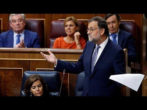 Ισπανία: Σε λίγο η ψήφος εμπιστοσύνης που θα κρίνει το μέλλον του Μαριάνο Ραχόι