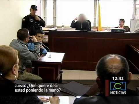 En Colombia (Bogotá), sicario amenazó a jueza mientras le imponía pena de 40 años de cárcel