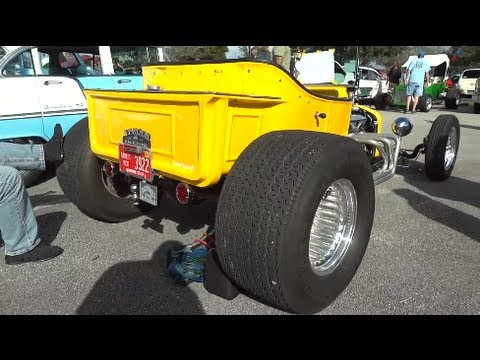 1923 – Ford T. Bucket