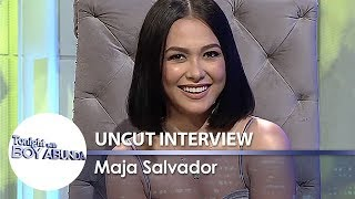 Video TWBA Uncut Interview: Maja Salvador MP3, 3GP, MP4, WEBM, AVI, FLV Januari 2019